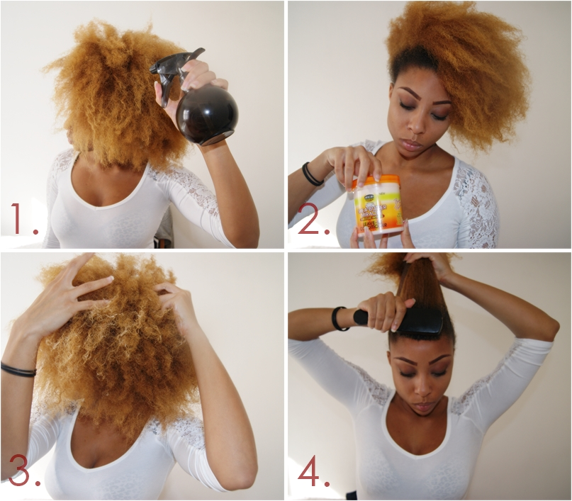Coiffure Afro Simple Crushfrandagisele Site