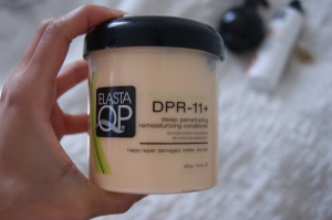 Le Deep Penetrating Remoisturizing Conditionner de Elasta QP