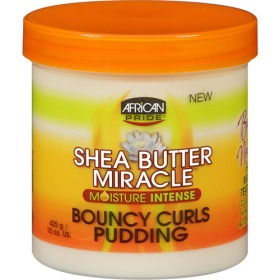 Bouncy Curls Pudding Review