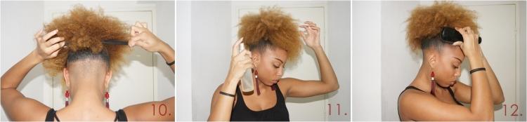 Tuto Afro Puff