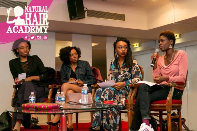 source page facebook officielle Natural Hair Academy